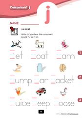 consonant j