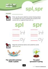 spr, spl trigraphs